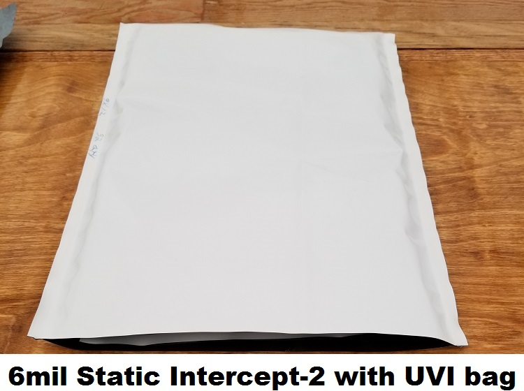 6mil Static Intercept-2 Bag